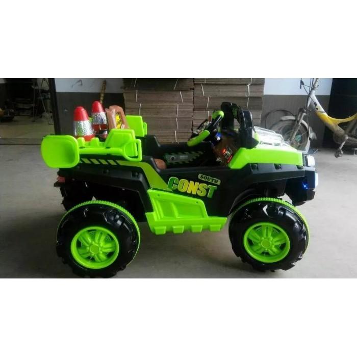 487e8006265 Green 12V 2 Seater Beach ATV electric kids Ride on Car - Nabiya Ride ...