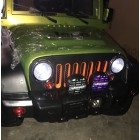 New Style Green 12V  Wrangler Jeep  Style Ride On Car for Kids - 4 Motor