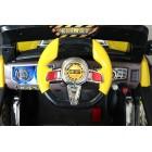 Yellow 12V 2 Seater Beach ATV electric kids Ride on Car