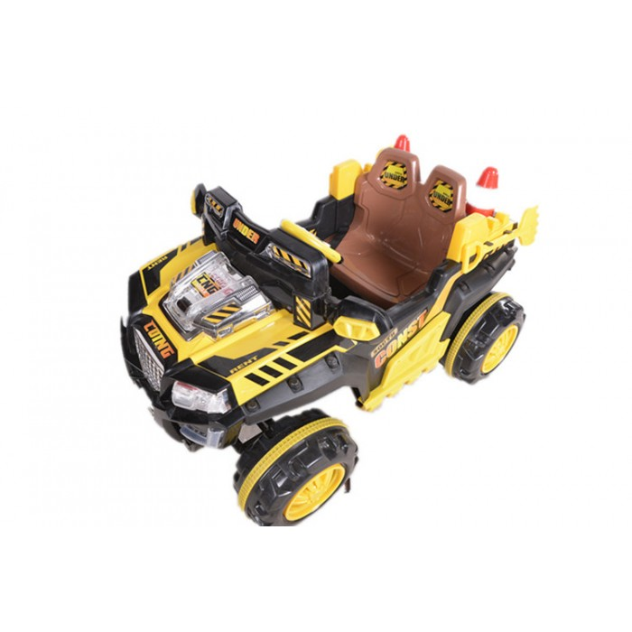 92934234f61 Yellow 12V 2 Seater Beach ATV electric kids Ride on Car - Nabiya ...