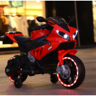 FT-8798 Small Red 6v Kids Ride on Motorcycle With Light and Mp3